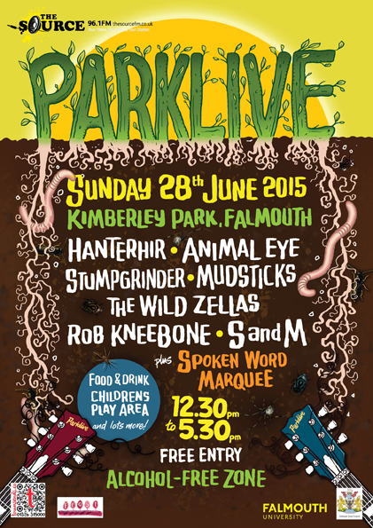 Parklive June 2015