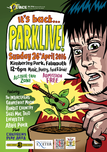 ParkLive April 2016