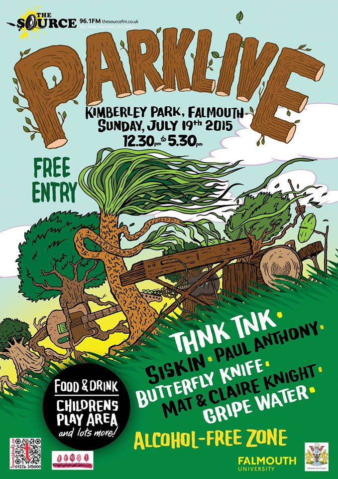 Parklive 19th July 2015