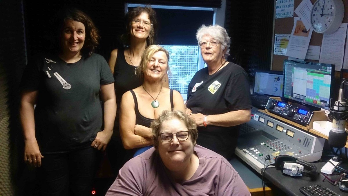 Women of Source FM