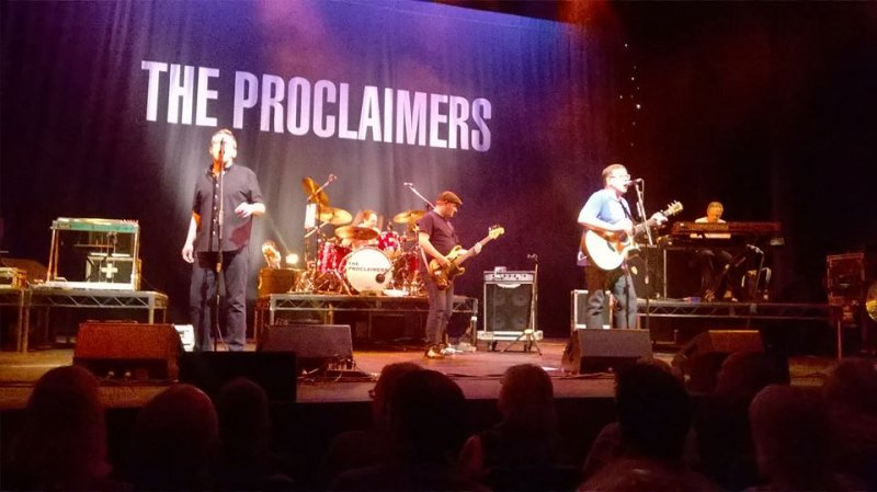Proclaimers at HFC
