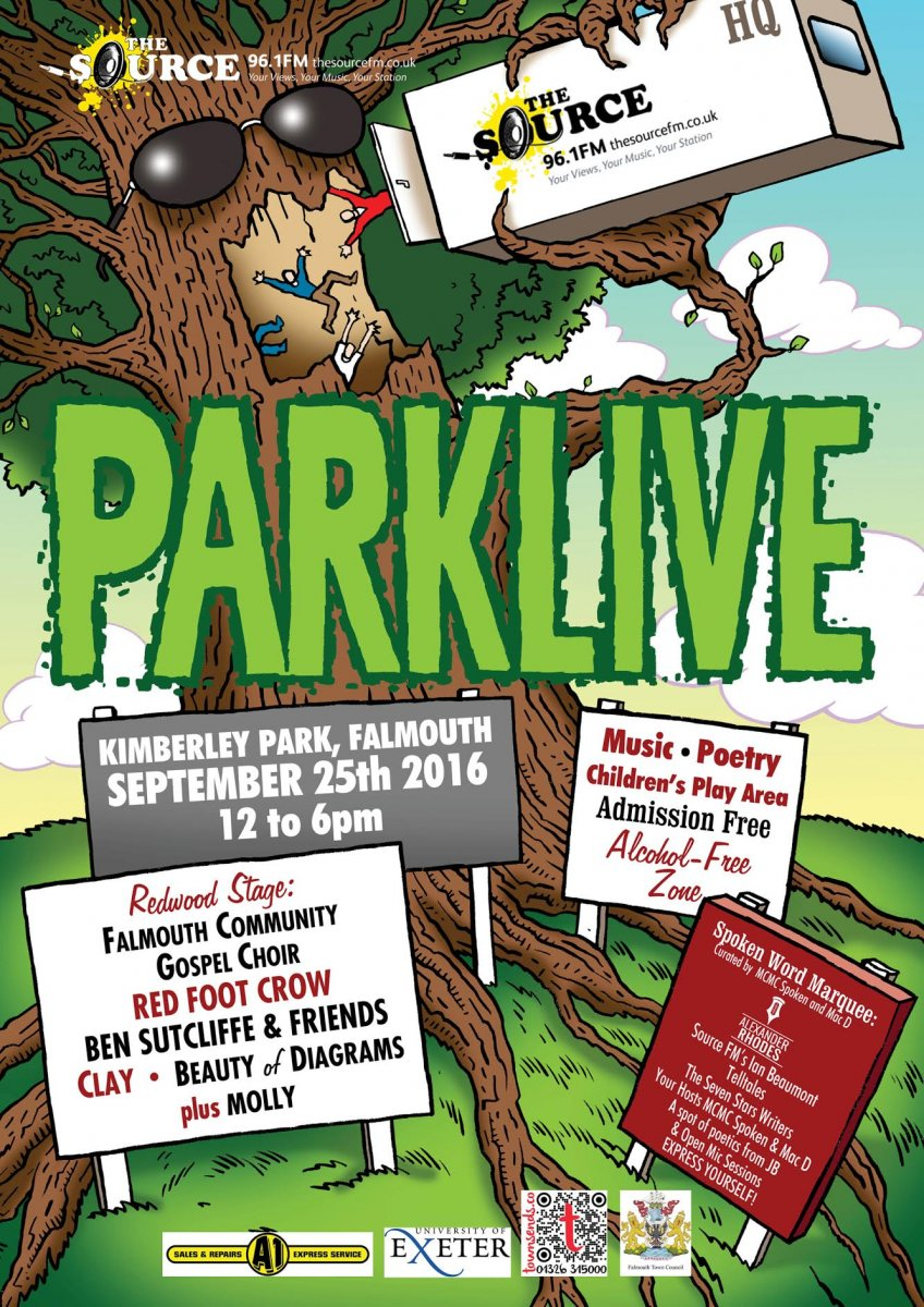 September ParkLive 2016