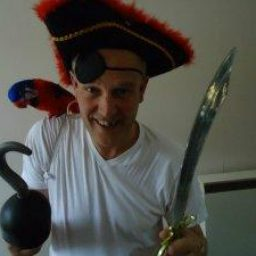 Photo of Pirate Pete